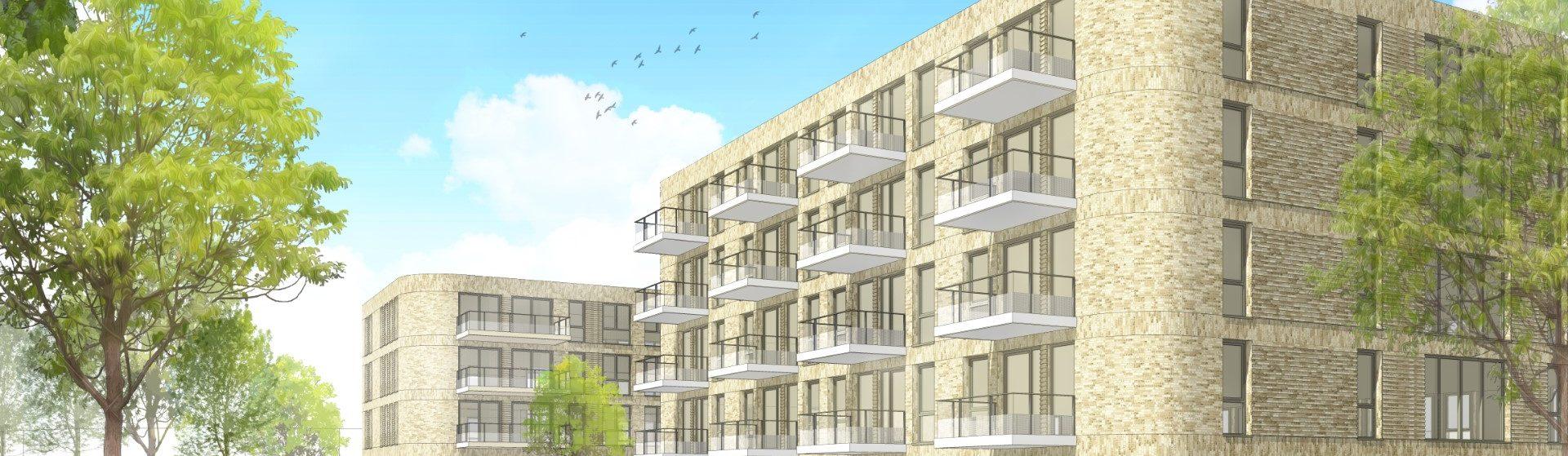 Nieuwbouw Duinrand Katwijk_Ontwerp_01