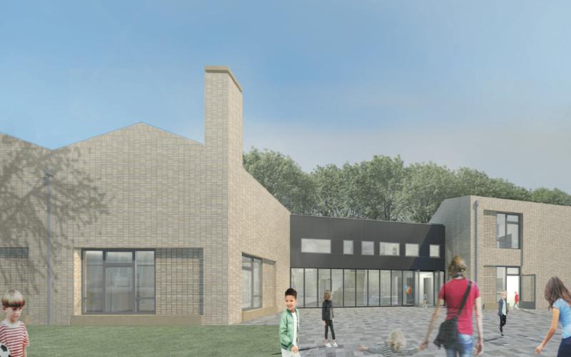 Nieuwbouw Basisschool de Veerkracht